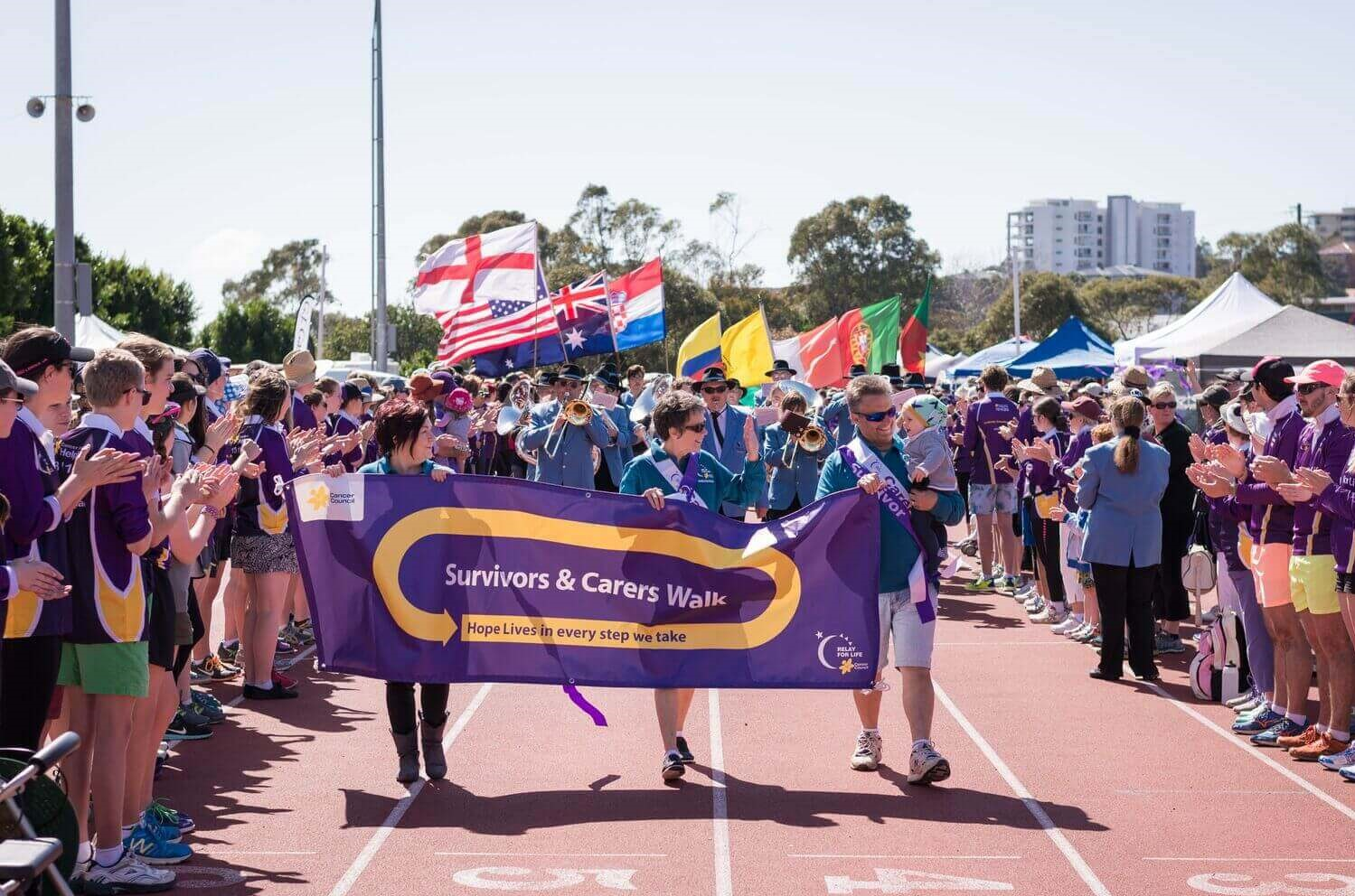 Fight for Connar Relay for Life