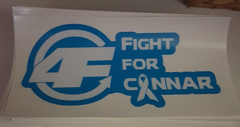 fight-for-connar-sticker