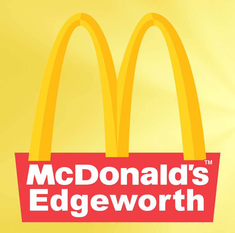 McDonald's Edgeworth